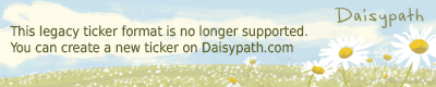 Daisypath Anniversary Years Ticker